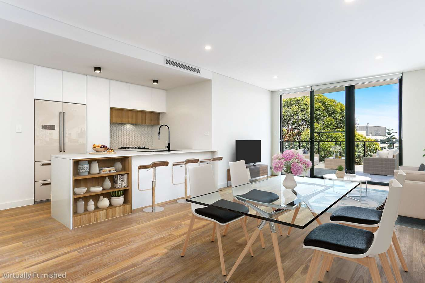 Main view of Homely apartment listing, 603/2 Murrell Street, Ashfield NSW 2131