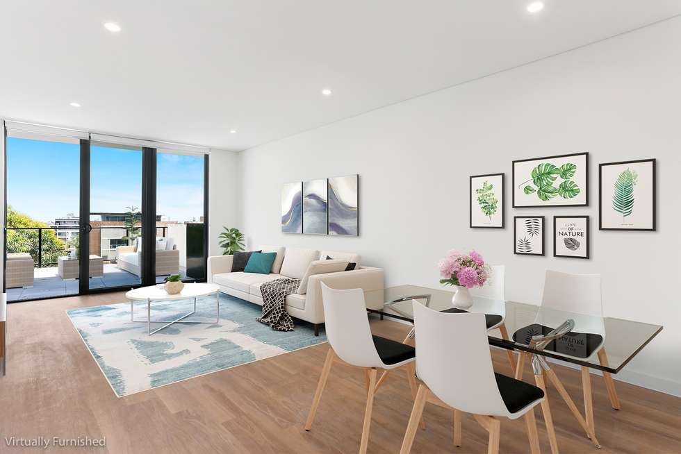 Second view of Homely apartment listing, 603/2 Murrell Street, Ashfield NSW 2131