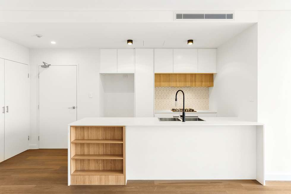 Third view of Homely apartment listing, 603/2 Murrell Street, Ashfield NSW 2131