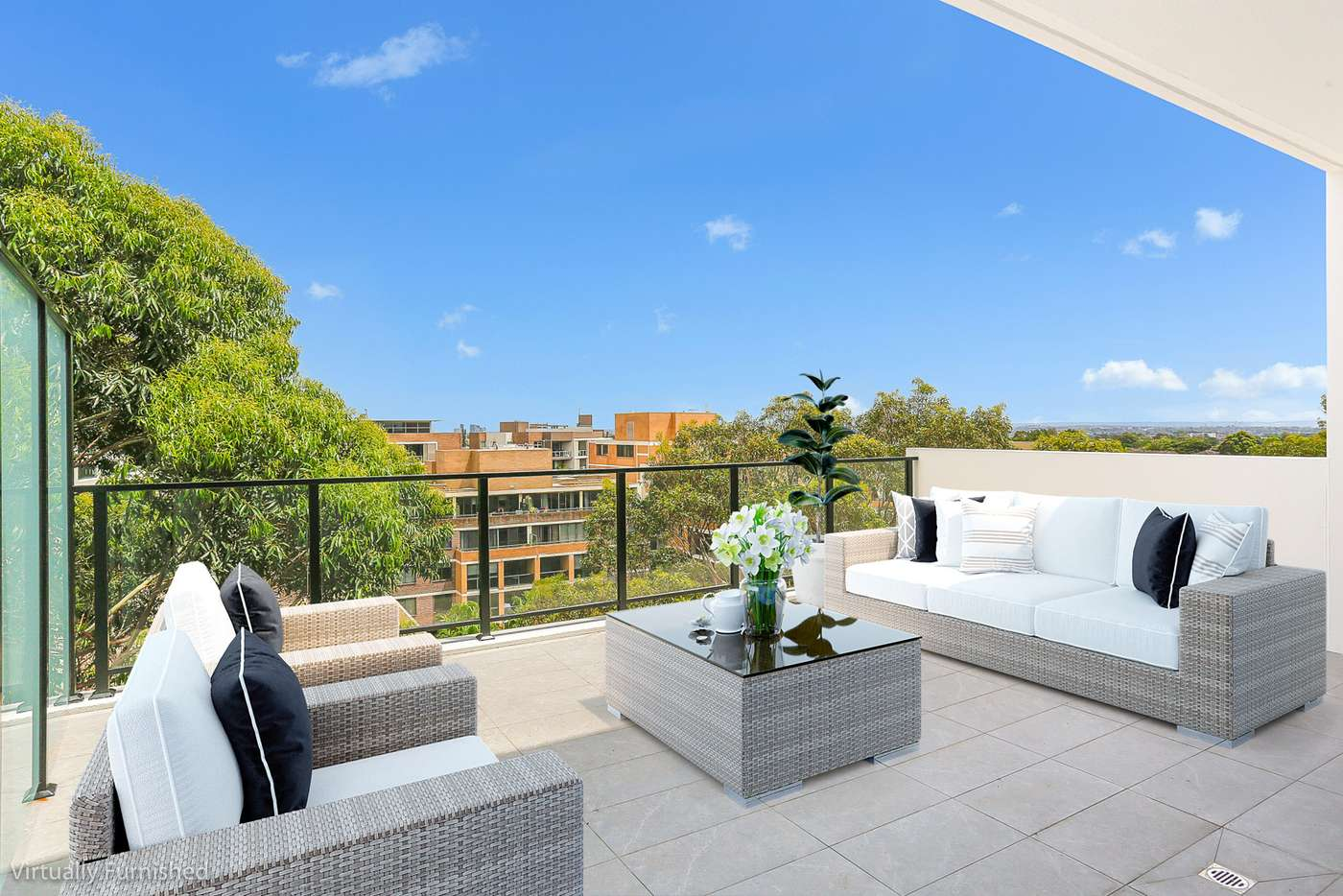 Fifth view of Homely apartment listing, 603/2 Murrell Street, Ashfield NSW 2131