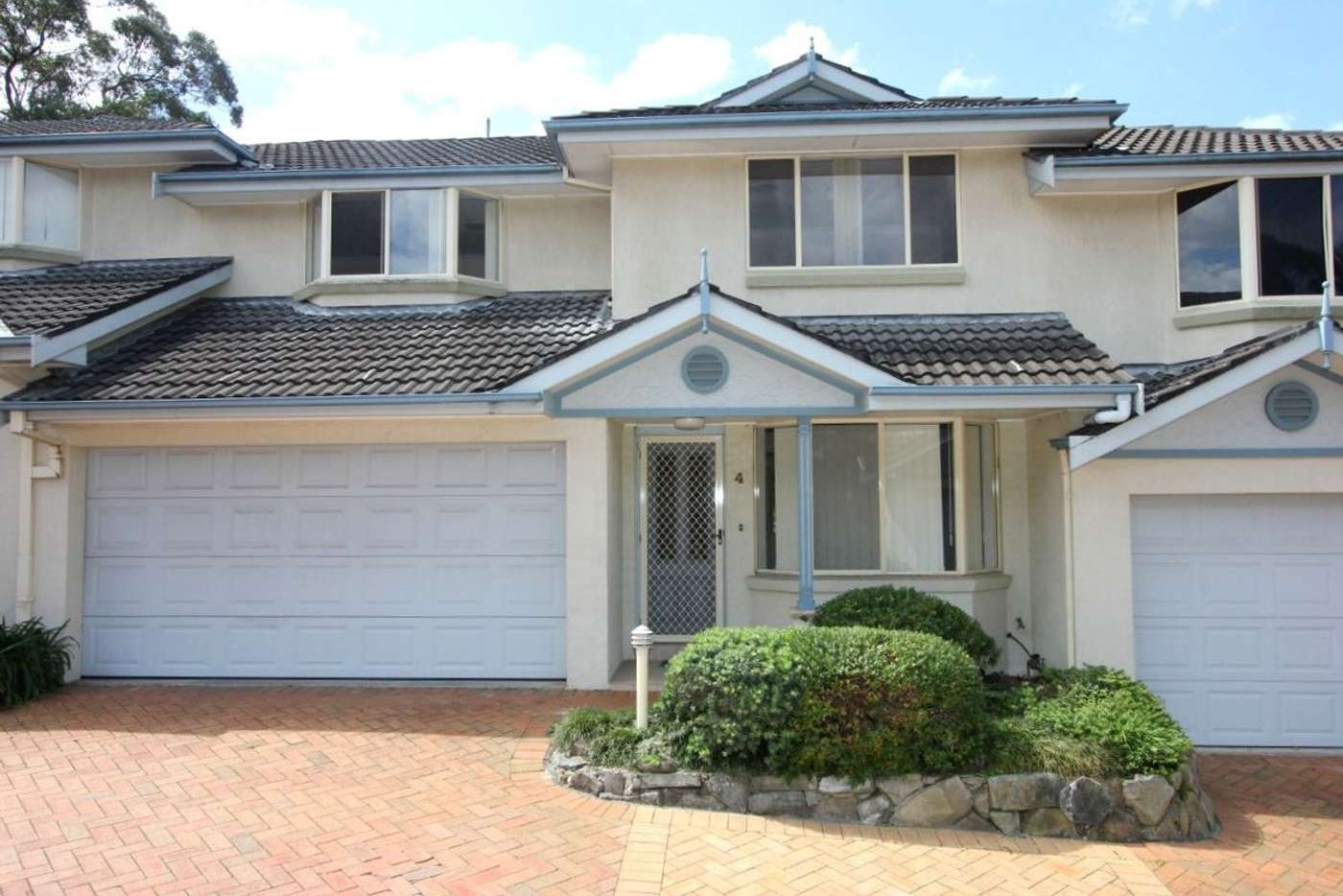 Main view of Homely townhouse listing, 4/38 Brisbane Road, Castle Hill NSW 2154