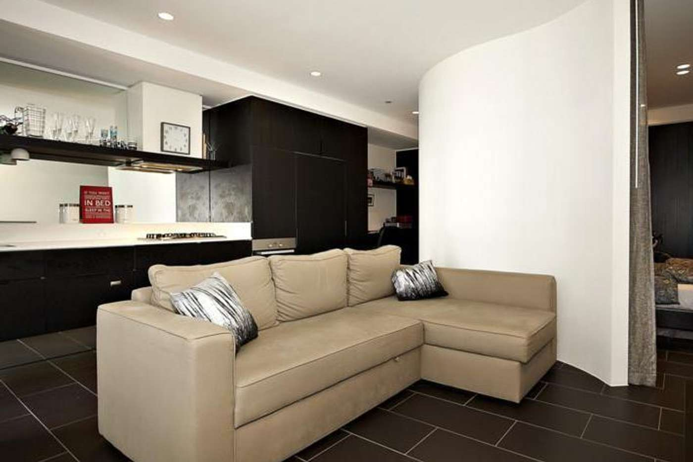 Main view of Homely apartment listing, 1412/22 Dorcas Street, Southbank VIC 3006