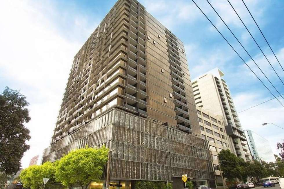 Third view of Homely apartment listing, 1412/22 Dorcas Street, Southbank VIC 3006