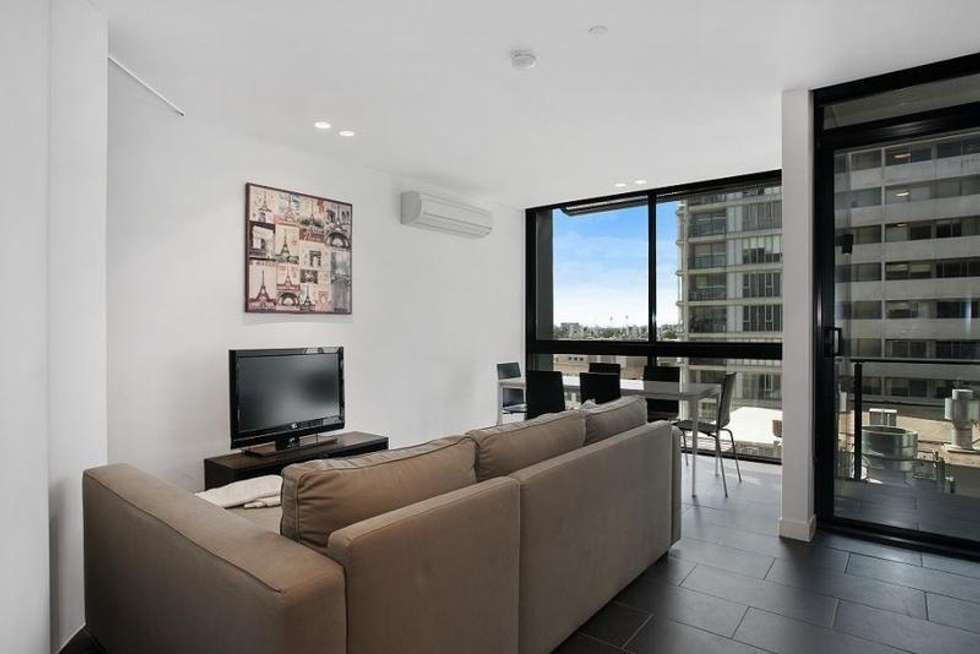 Fourth view of Homely apartment listing, 1412/22 Dorcas Street, Southbank VIC 3006