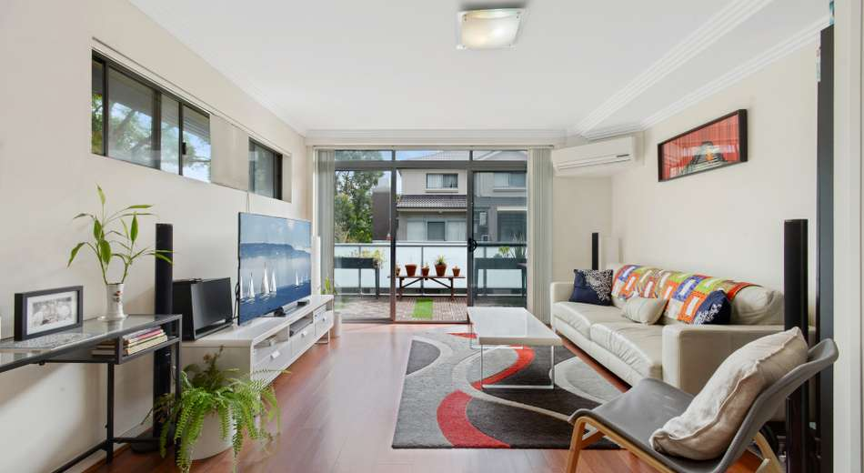 22/23-31 Hornsey Road, Homebush West NSW 2140