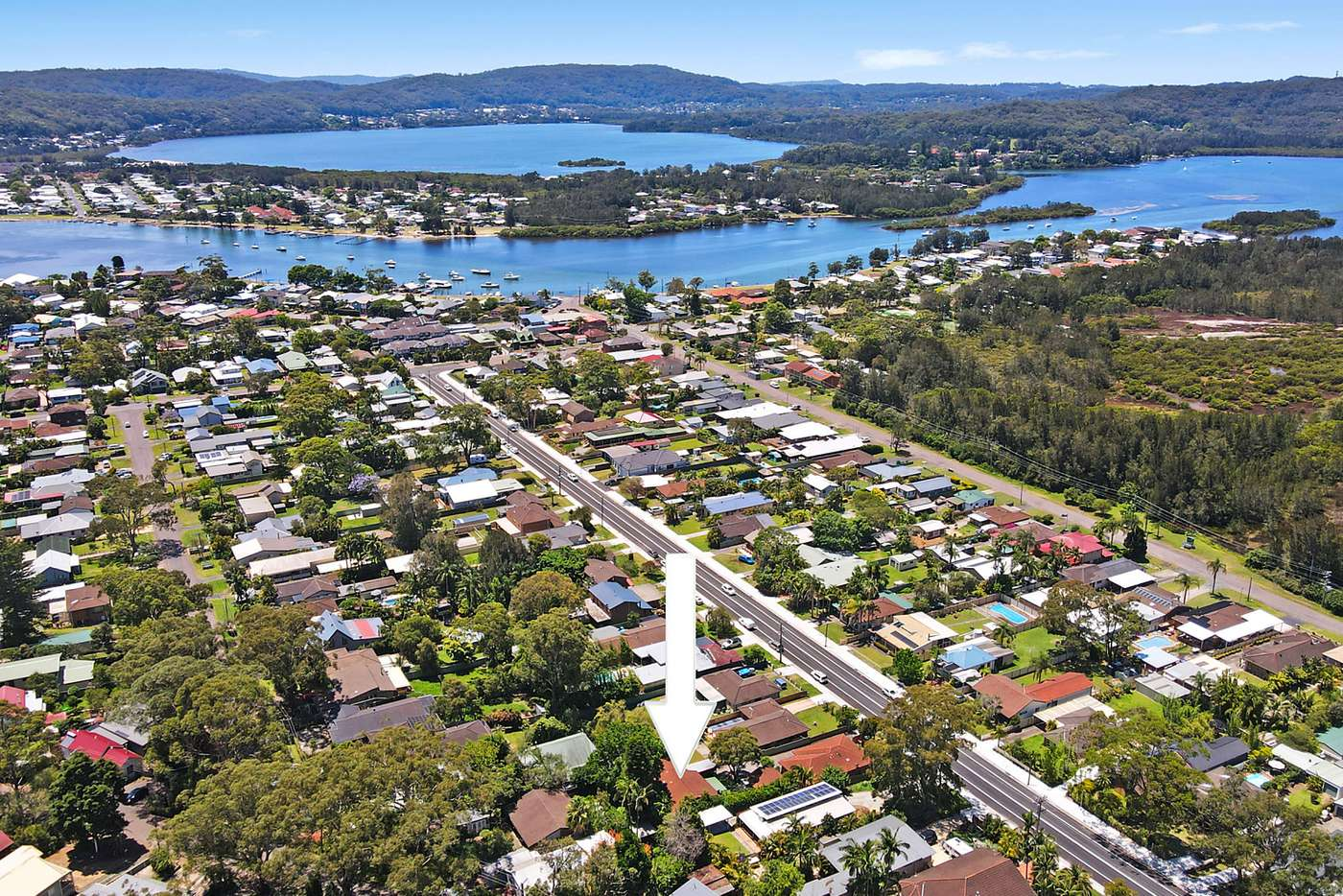 Main view of Homely house listing, 43A Greenfield Road, Empire Bay NSW 2257