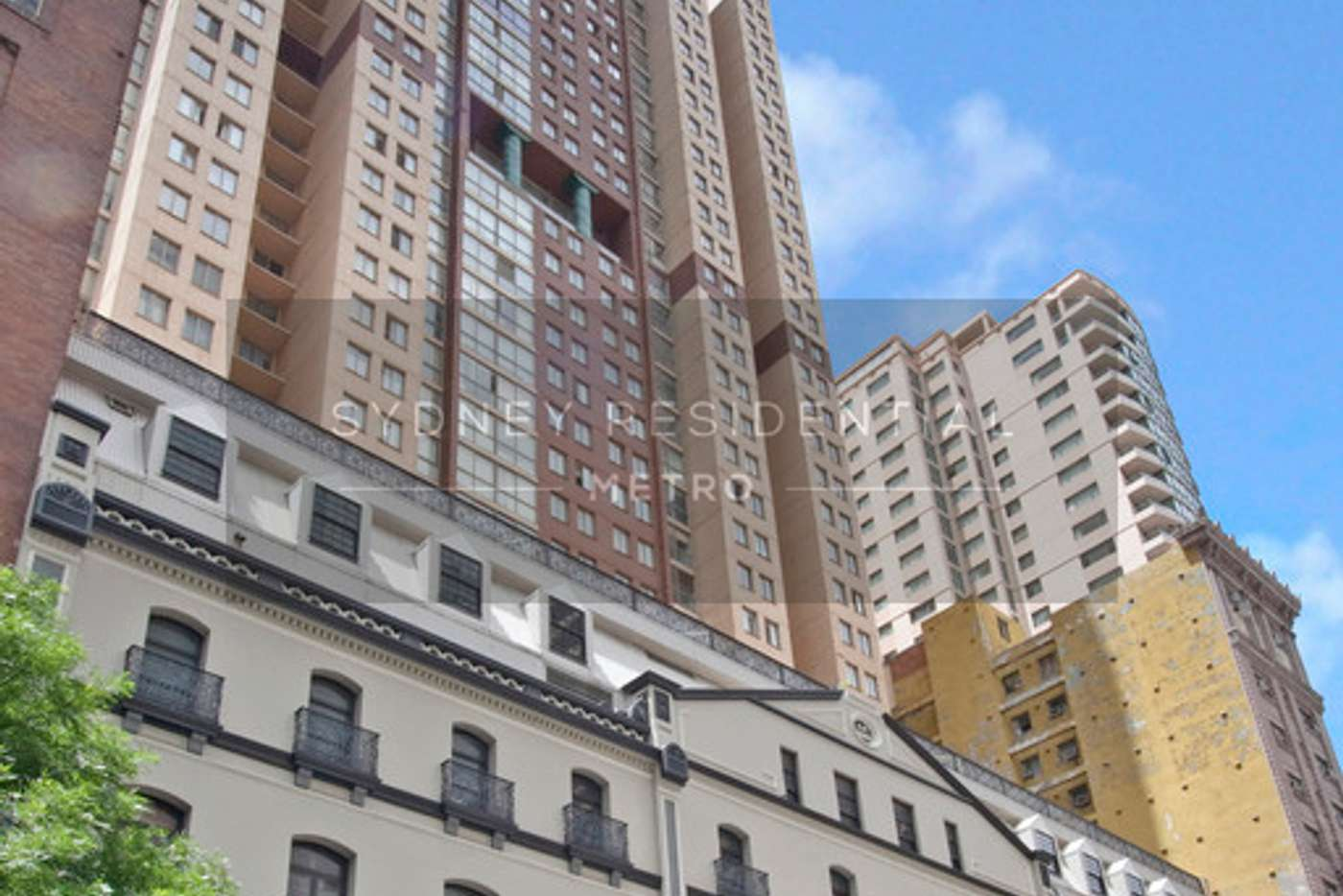 Main view of Homely apartment listing, Level 16/398 Pitt Street, Sydney NSW 2000