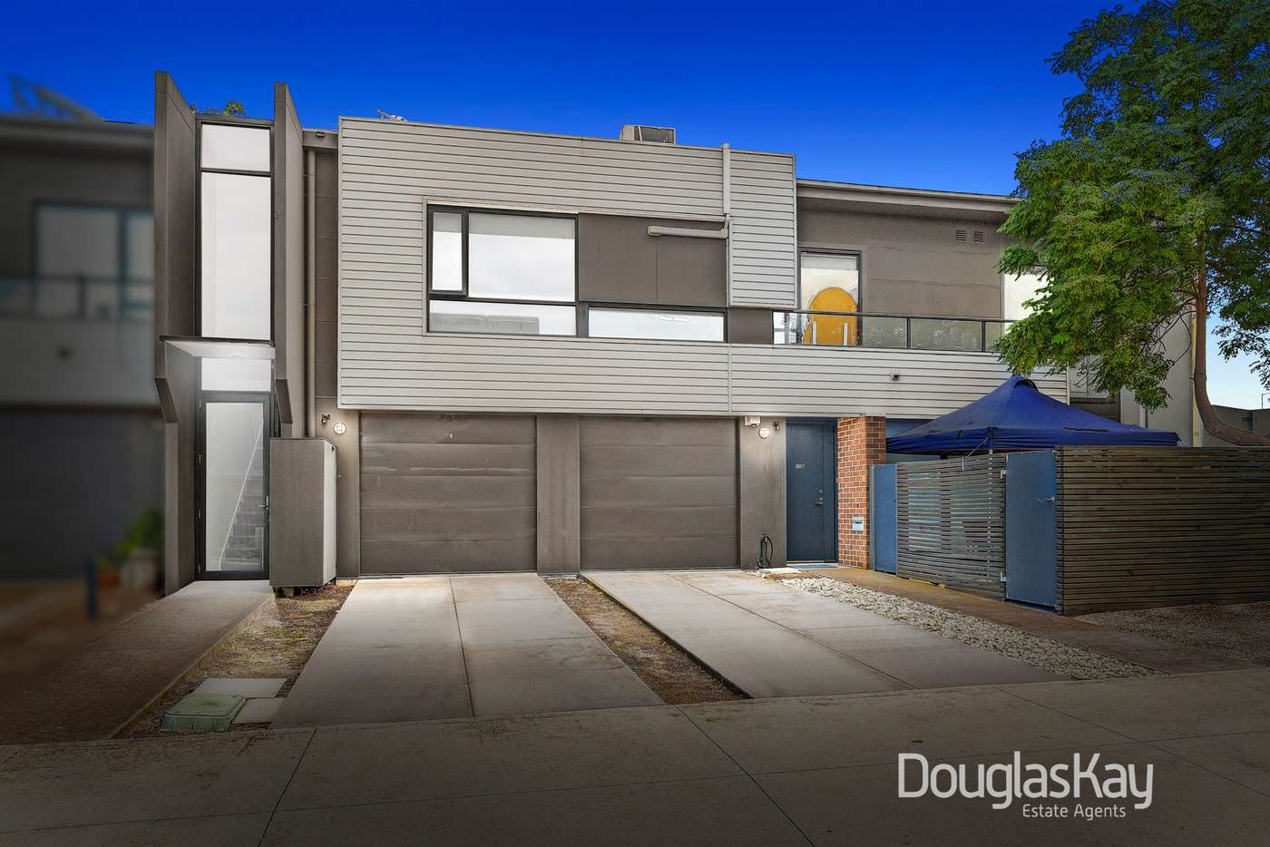 Main view of Homely townhouse listing, 209 David Drive, Sunshine West VIC 3020