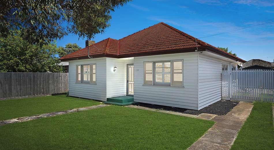 116 Ballarat Road