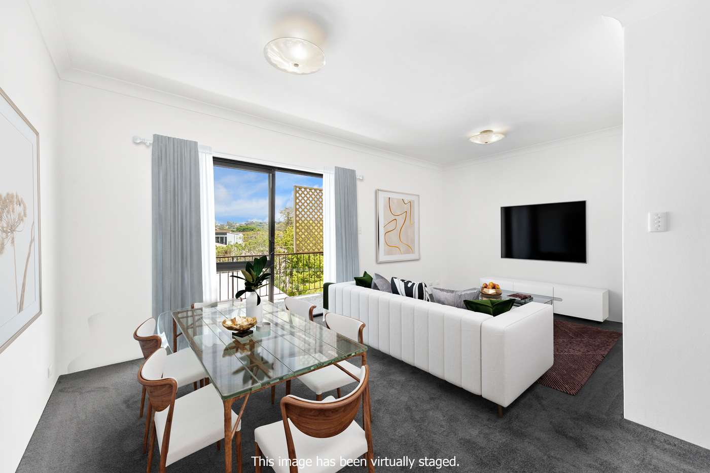 Main view of Homely apartment listing, 5/36 Terrace Street, Newmarket QLD 4051
