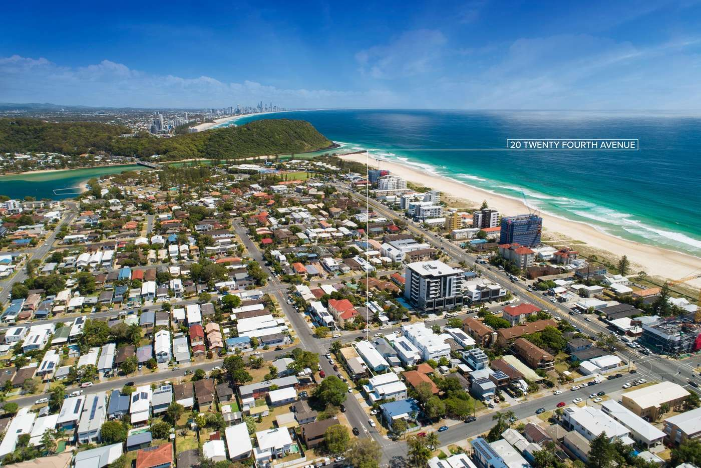 Fifth view of Homely house listing, 20 Twenty Fourth Avenue, Palm Beach QLD 4221