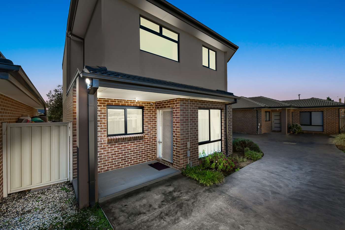 Main view of Homely townhouse listing, 2/11 Clive Street, Springvale VIC 3171