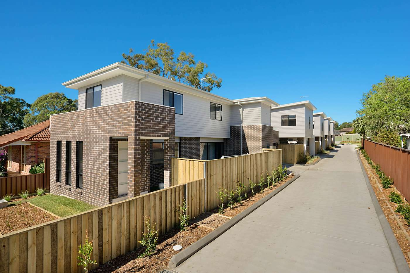 Main view of Homely unit listing, 1/25 Mort Street, Shortland NSW 2307