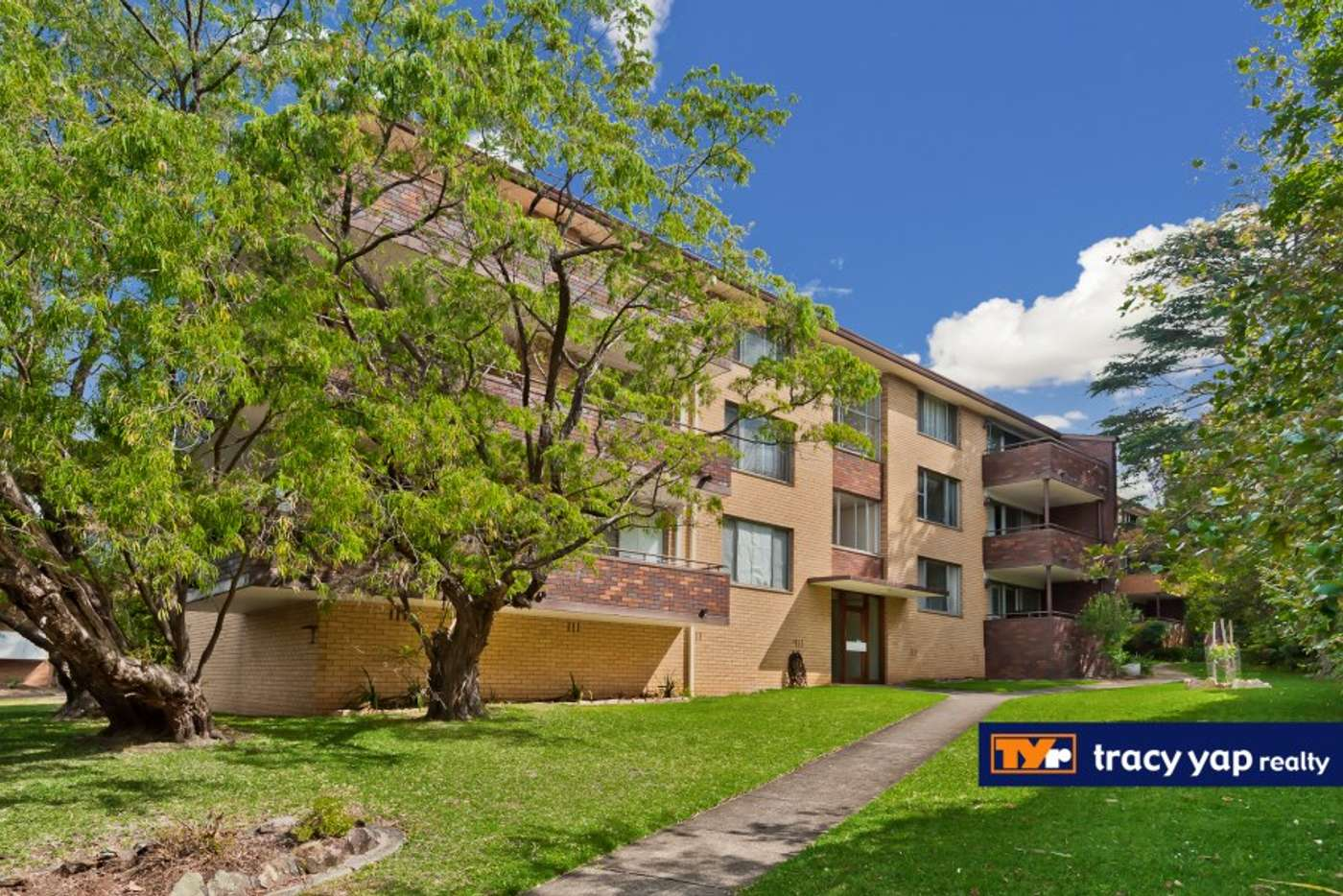 Main view of Homely apartment listing, 3/14 Essex Street, Epping NSW 2121