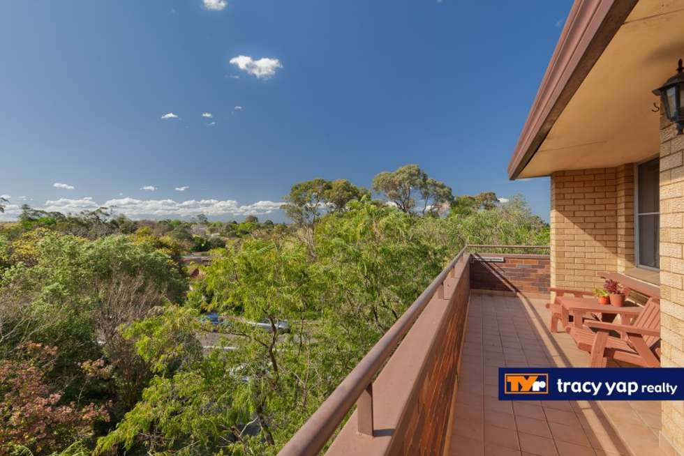 Fourth view of Homely apartment listing, 3/14 Essex Street, Epping NSW 2121