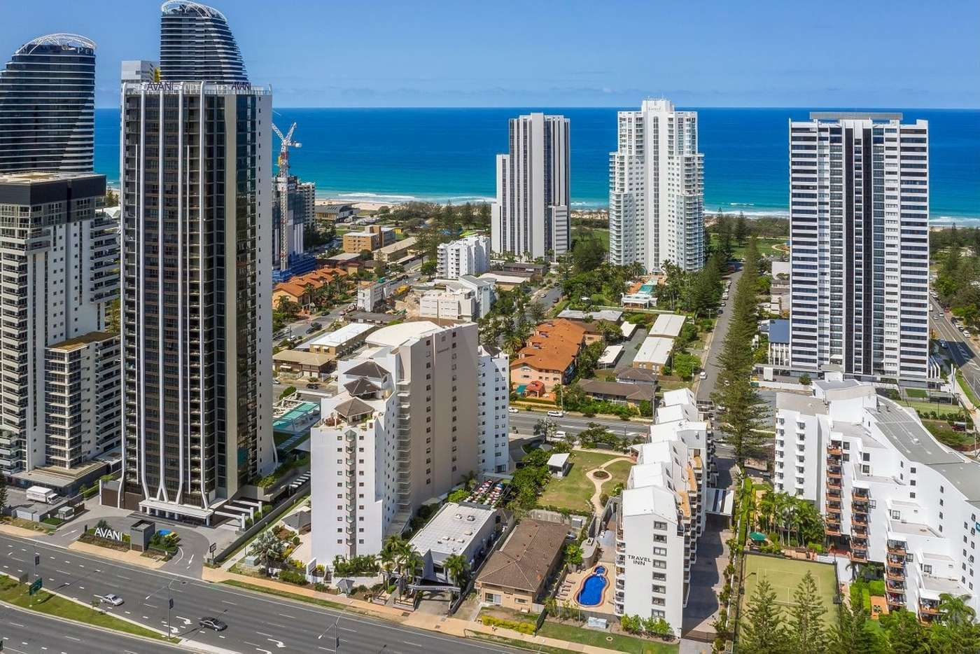 Main view of Homely unit listing, 509/42 Surf Parade, Broadbeach QLD 4218