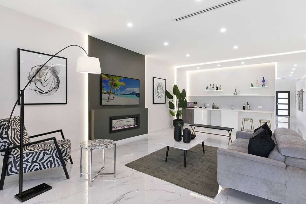 Third view of Homely semiDetached listing, 25 Tulong Ave Avenue, Oatlands NSW 2117