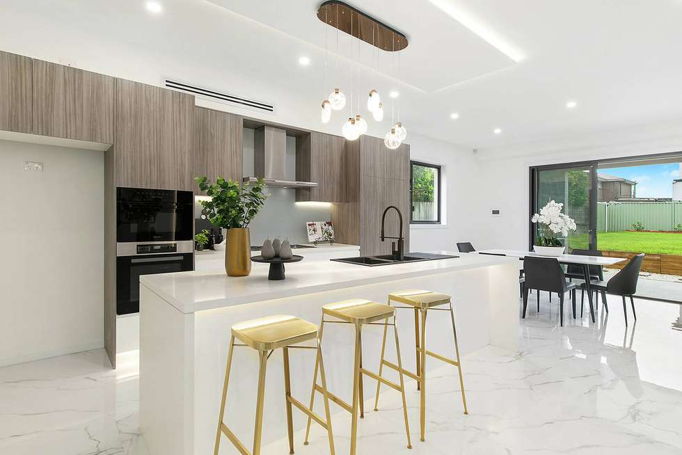 Fourth view of Homely semiDetached listing, 25 Tulong Ave Avenue, Oatlands NSW 2117