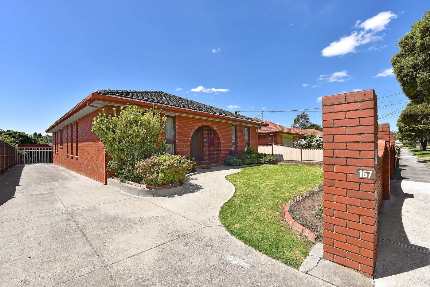 Main view of Homely house listing, 167 Wilson Boulevard, Reservoir VIC 3073
