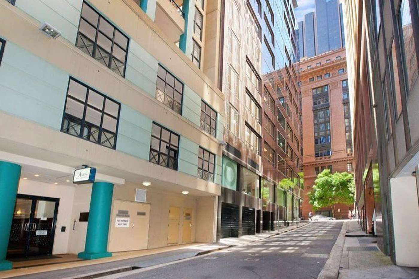 Main view of Homely apartment listing, 802/1 Hosking Place, Sydney NSW 2000