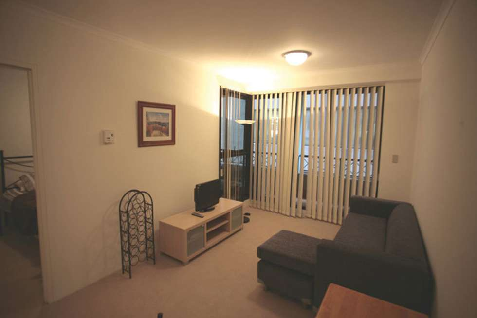 Second view of Homely apartment listing, 802/1 Hosking Place, Sydney NSW 2000