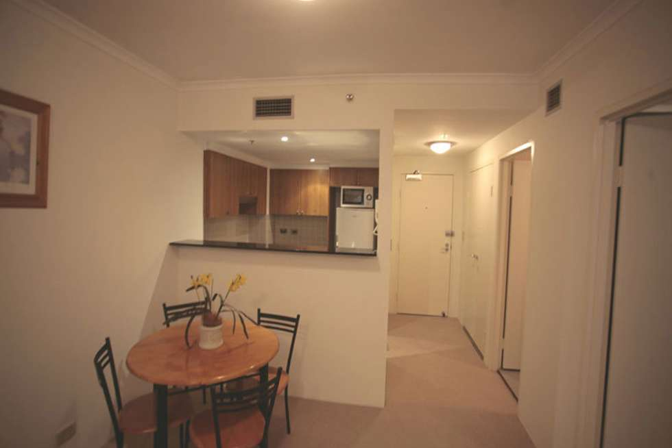 Third view of Homely apartment listing, 802/1 Hosking Place, Sydney NSW 2000