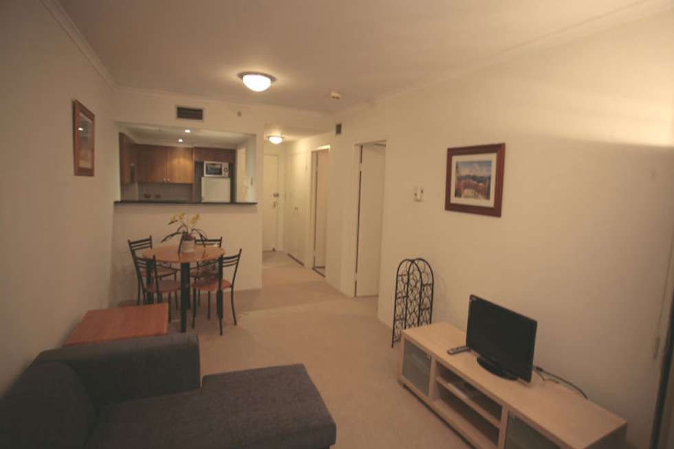 Fourth view of Homely apartment listing, 802/1 Hosking Place, Sydney NSW 2000