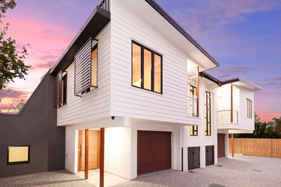 Second view of Homely house listing, 1/23 Albert Street, Woolloongabba QLD 4102