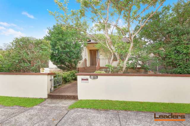15 Orchard Street, West Ryde NSW 2114