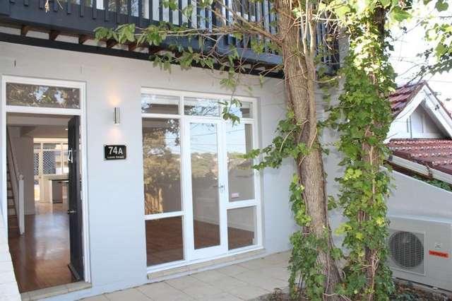 74A Lamb Street, Lilyfield NSW 2040