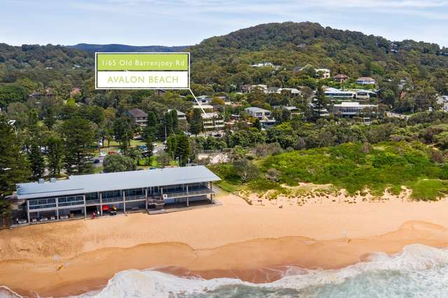 1/65 Old Barrenjoey Road, Avalon Beach NSW 2107