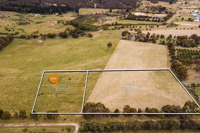 LOT 3 Youngs Road, Scarsdale VIC 3351