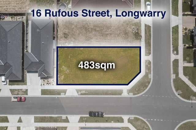 16 Rufous Street, Longwarry VIC 3816