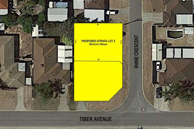 LOT 2/44 Tiber Avenue, Beechboro WA 6063