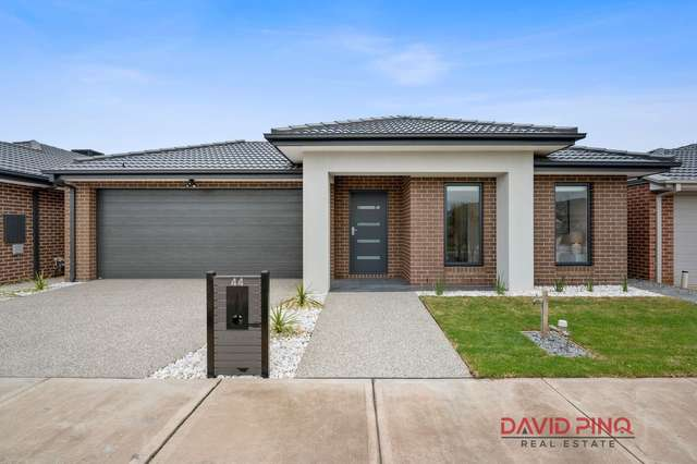 44 Rockingham Circuit, Harkness VIC 3337