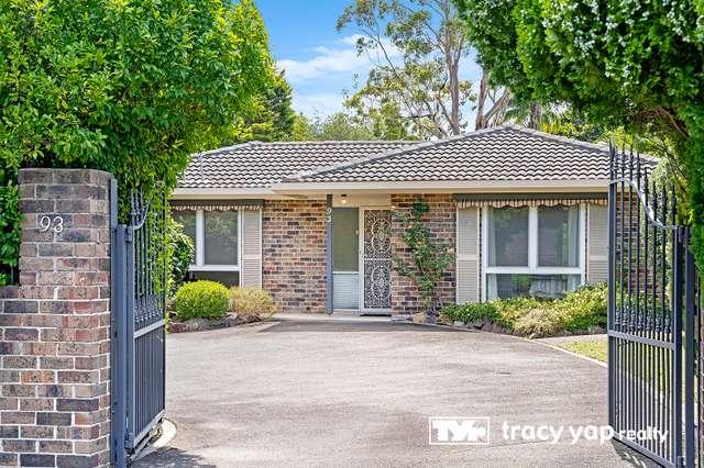 93 Jenkins Road, Carlingford NSW 2118
