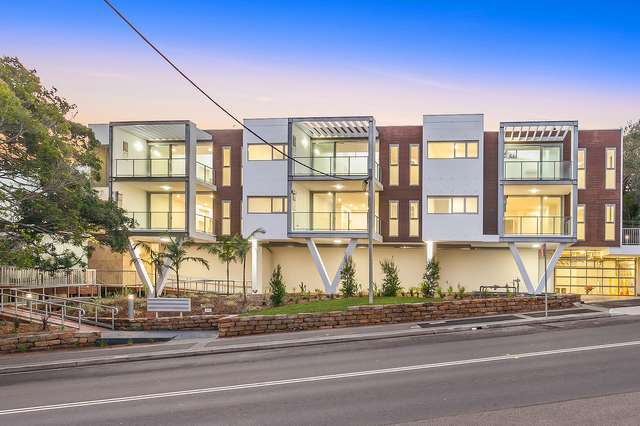2/346 Lawrence Hargrave Drive, Thirroul NSW 2515
