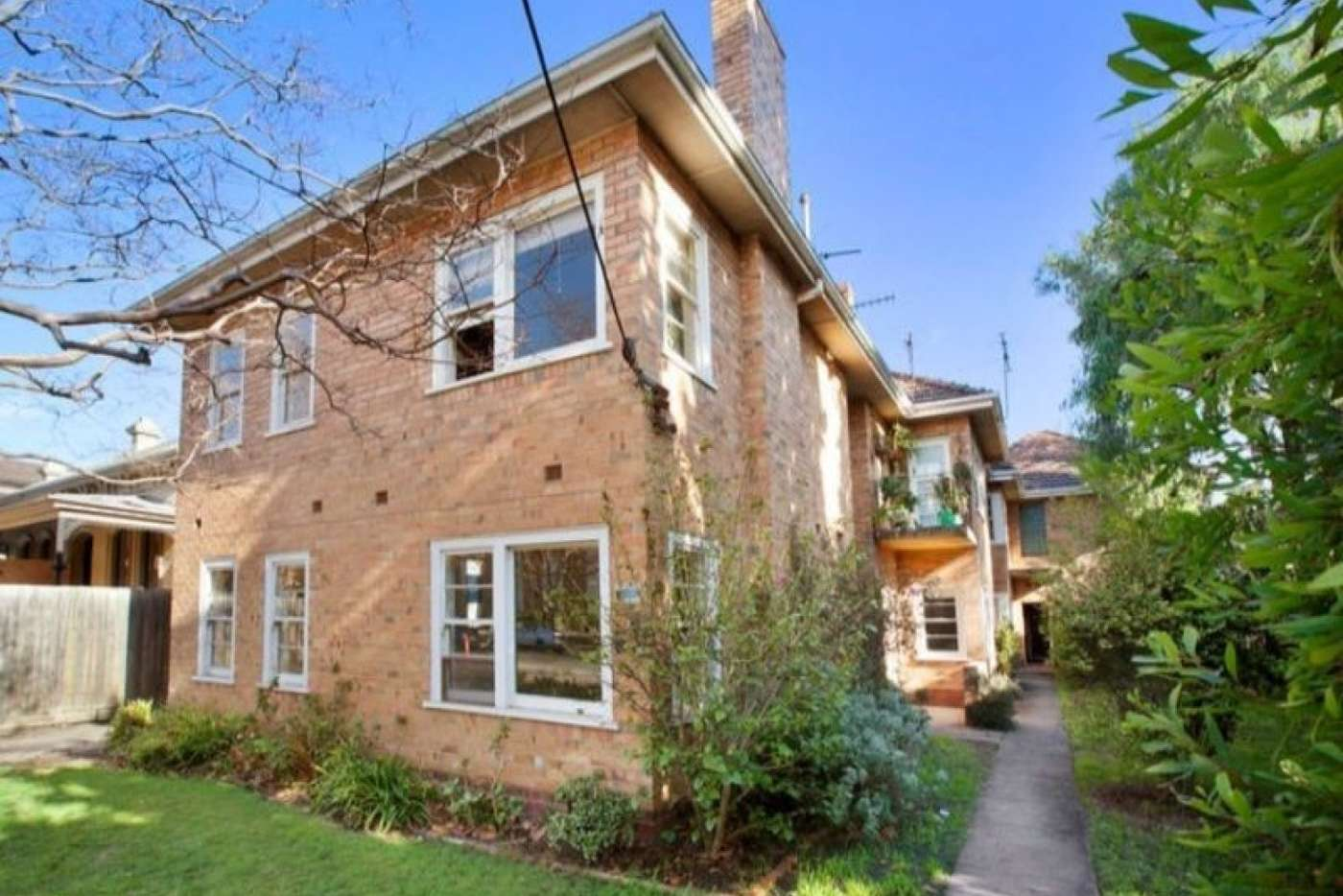 Main view of Homely apartment listing, 2/35 The Avenue, Windsor VIC 3181