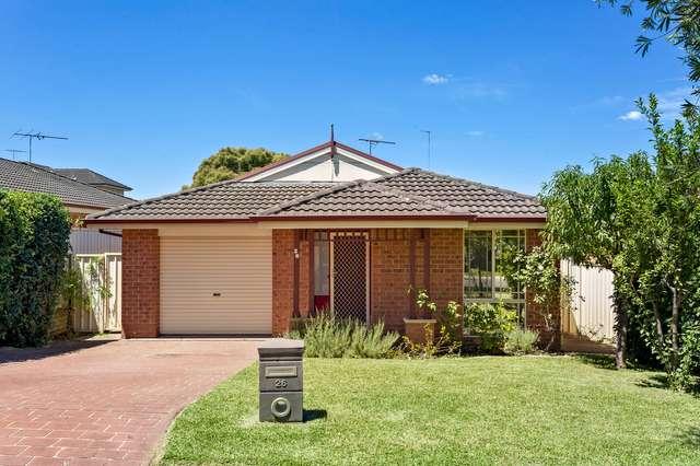 26 Tullaroan Street, Kellyville Ridge NSW 2155