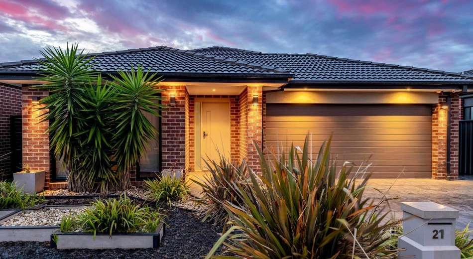 21 Ventasso Street, Clyde North VIC 3978