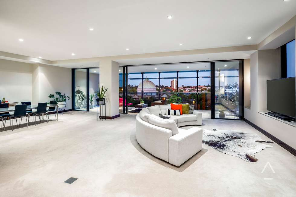 Second view of Homely apartment listing, 702/430 St Kilda Road, Melbourne VIC 3000