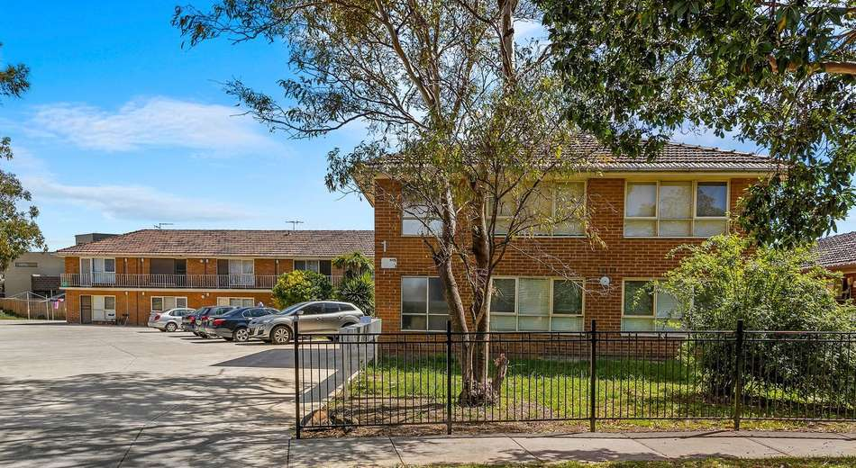6/1 Hatfield Court, West Footscray VIC 3012