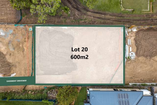 LOT 20 Evergreen Street, Mitchelton QLD 4053