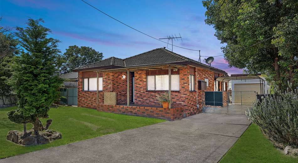 29 Haig Avenue, Georges Hall NSW 2198