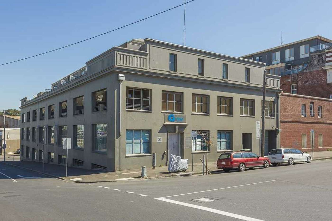 Main view of Homely apartment listing, 3/3-5 Anderson Street, West Melbourne VIC 3003