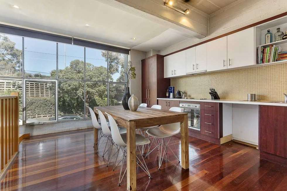 Second view of Homely apartment listing, 3/3-5 Anderson Street, West Melbourne VIC 3003