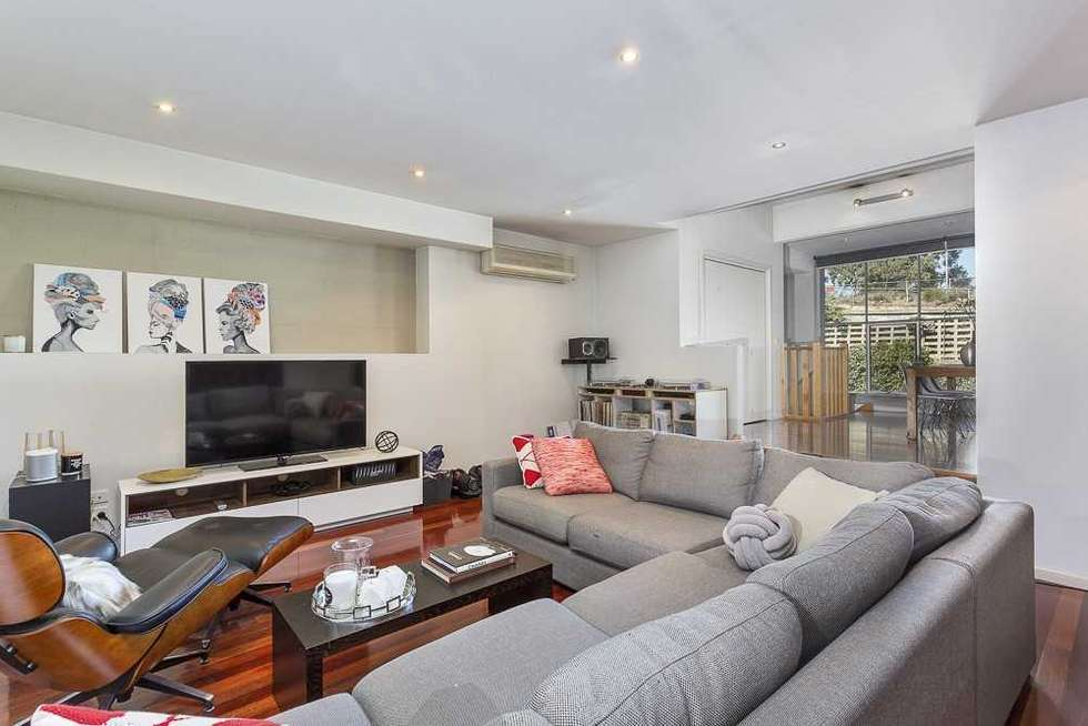 Third view of Homely apartment listing, 3/3-5 Anderson Street, West Melbourne VIC 3003