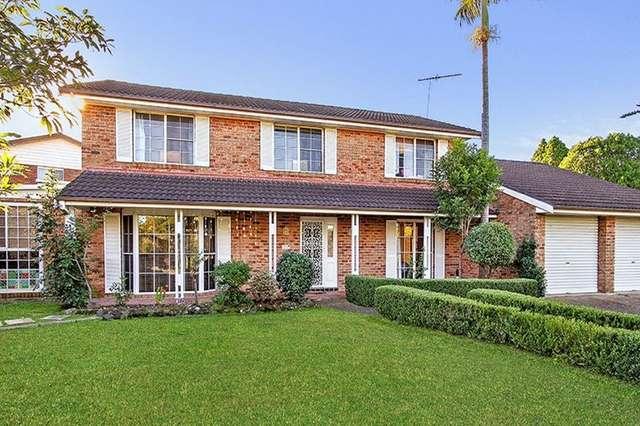 6 Norwood Place, Baulkham Hills NSW 2153