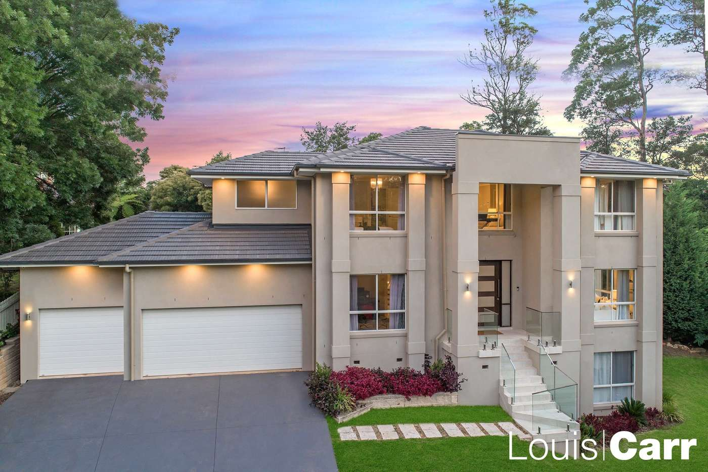 Main view of Homely house listing, 1 Glenshee Place, Glenhaven NSW 2156