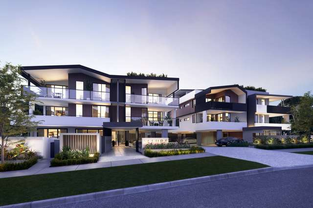 16 & 19-28/18 Hicks Street, Mount Gravatt East QLD 4122